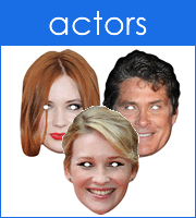 Celebrity Actors Masks