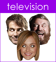 Masks Of TV Personalities