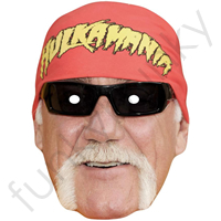 Hulk Hogan Mask