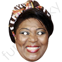 Rustie Lee Celebrity Chef Mask