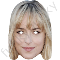 Dakota Johnson Celebrity Mask
