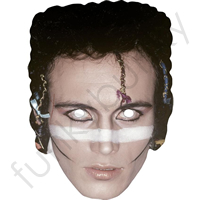 Adam Ant Mask