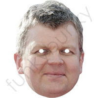 Adrian Chiles Mask