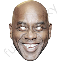 Ainsley Harriet Celebrity Chef Mask*