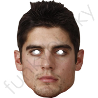 Alastair Cook England Cricket Mask
