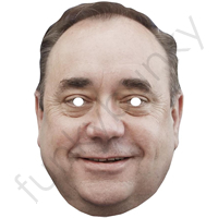 Alex Salmond Politician Mask