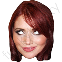 Amy Childs Big Brother Mask
