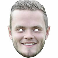 Andy Firth Footballer Mask