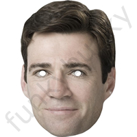 Andy Burnham Mask