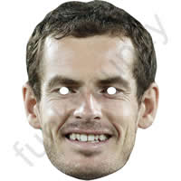 Andy Murray Version 5 Tennis Mask