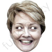 Anne Diamond Mask