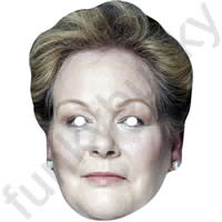 Anne Hegerty Mask