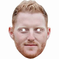 Ben Stokes v2 Cricket Mask