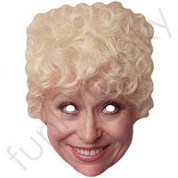 Barbara Windsor Celebrity Mask