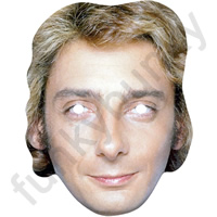 Barry Manilow Retro 1980'sMask