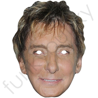 Barry Manilow Mask
