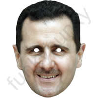 Bashar al-Assad Version 2 Politician Mask