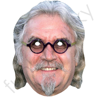 Billy Connolly Mask