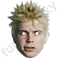 Billy Idol Mask