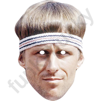Bjorn Borg Tennis Mask