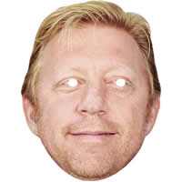 Boris Becker Tennis Mask