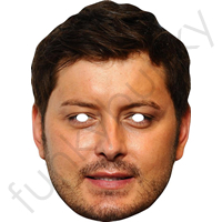 Brian Dowling Big Brother Mask