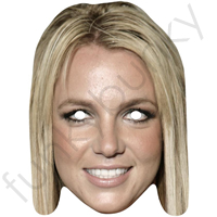 Britney Spears Mask