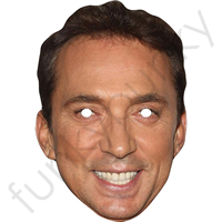 Bruno Tonioli Mask From Strictly Come Dancing