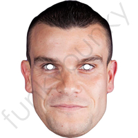 Callum Knell Big Brother Mask