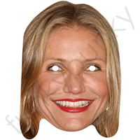 Cameron Diaz Celebrity Mask