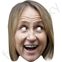Carol Mcgiffin Celebrity Mask