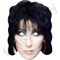 Cher Retro 1980s Mask