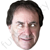 Chris De Burgh Mask