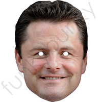 Chris Hollins Mask