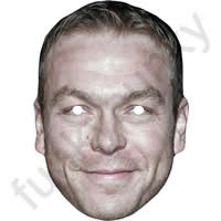 Chris Hoy Cycling Mask