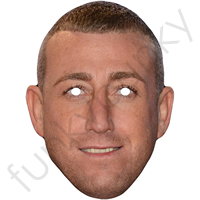 Chris Maloney Mask - X Factor
