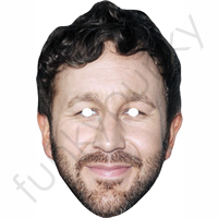 Chris O Dowd Mask