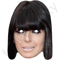 Claudia Winkleman Celebrity Mask