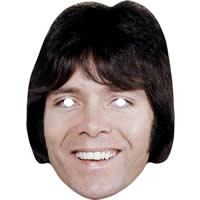 Cliff Richard 1980's Retro Mask