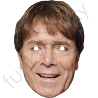 Cliff Richard Mask