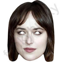 Dakota Johnson Version 2 Mask