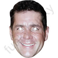 Dale Winton Retro Mask