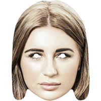 Dani Dyer Love Island Mask