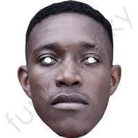 Danny Wellbeck Football Mask