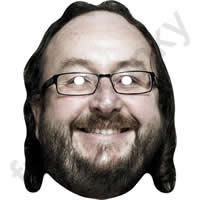 Dave Myers Hairy Bikers Chef Mask