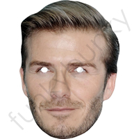 David Beckham New Version Mask