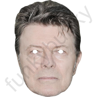 David Bowie Mask