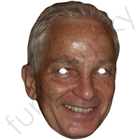 David Gower England Cricket Mask