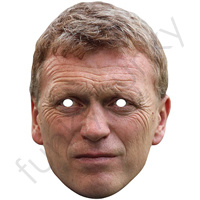 David Moyes Mask