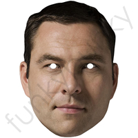 David Walliams Mask